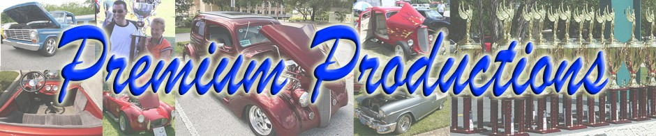 Premium Car Shows